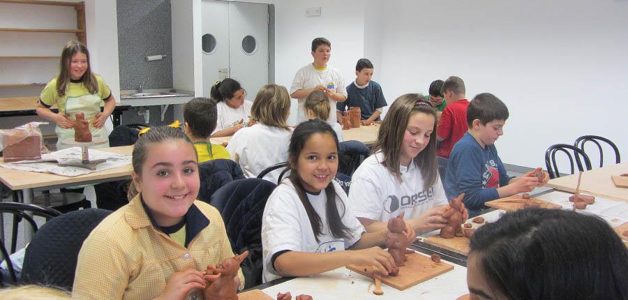 Escuela cerámica