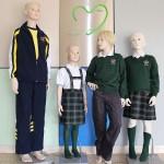 Conjunto uniformes del Colegio